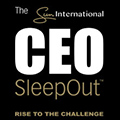 The CEO SleepOut 2016