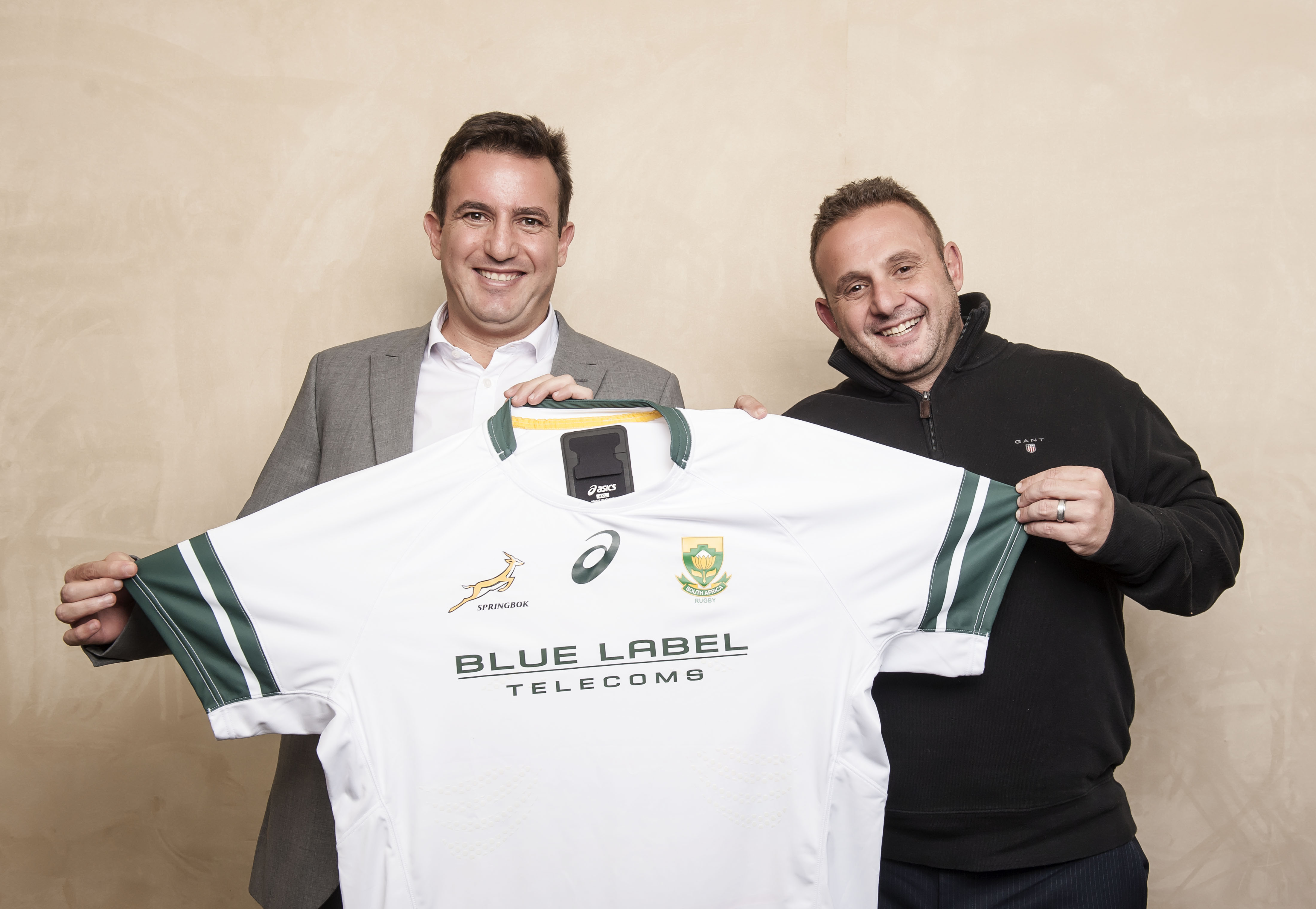Blue Label Telecoms partners with SA Rugby