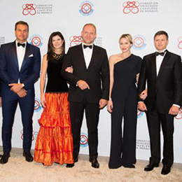 """Riviera Water Bike Challenge"" gala dinner"