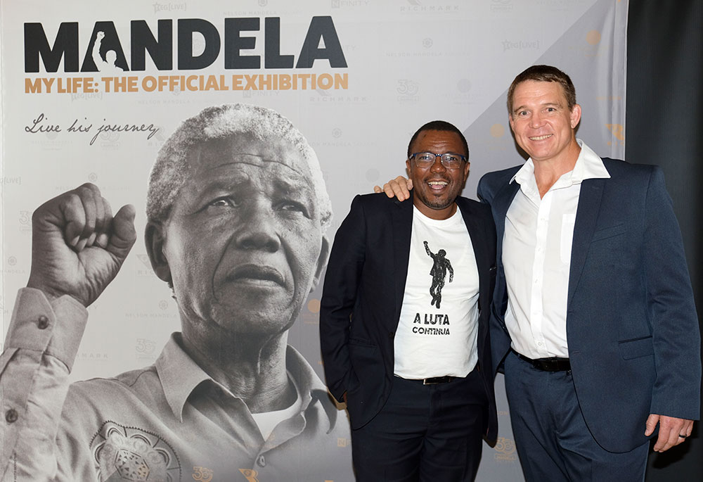 Mandela, My Life: The Official Exhibition