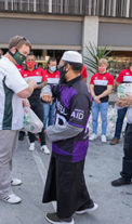 Heard the story of the Rabbi, the Imam, the Pastor and The SA Rugby Legend walking into a Spar together?